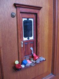 Urban Fairies Fairy Doors Observations Fairy Droppings