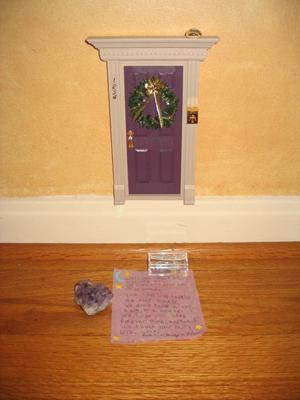 Urban Fairies FAIRY DOORS Hither & Yon 1