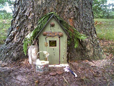 & Urban Fairies FAIRY DOORS Hither u0026 Yon 1